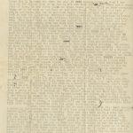 Helen Meyner 1951 letter, page 2 of 3